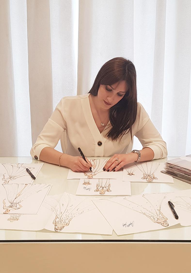 Chrystelle Atallah - Fashion Designer